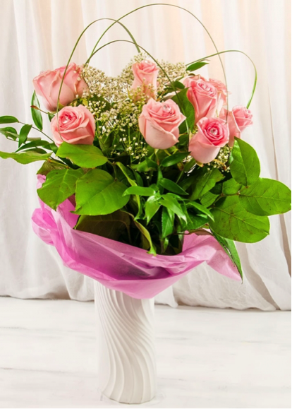 Show mum you care this mothers day viki flowers for Where can i buy rainbow roses in the uk