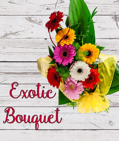 Exotic Bouquet Mother's Day