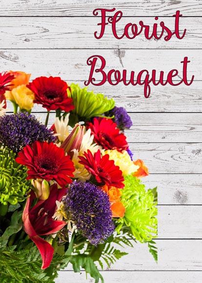 Florist Bouquet Mother's Day
