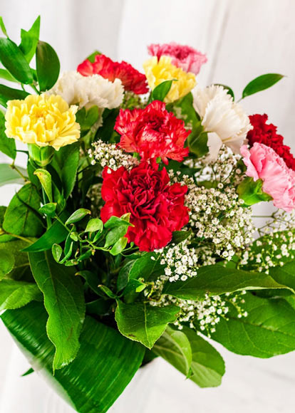 Spring Flowers Classic Bouquet