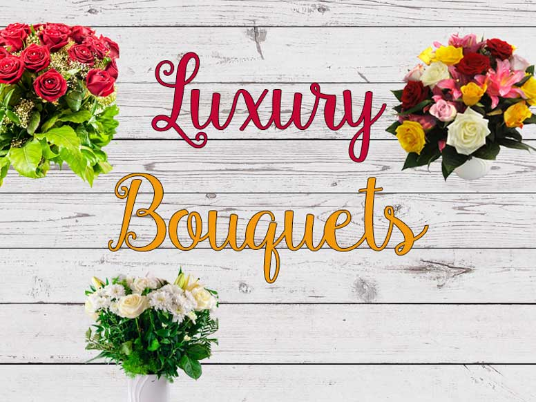 Luxury Bouquets from Viki Flowers