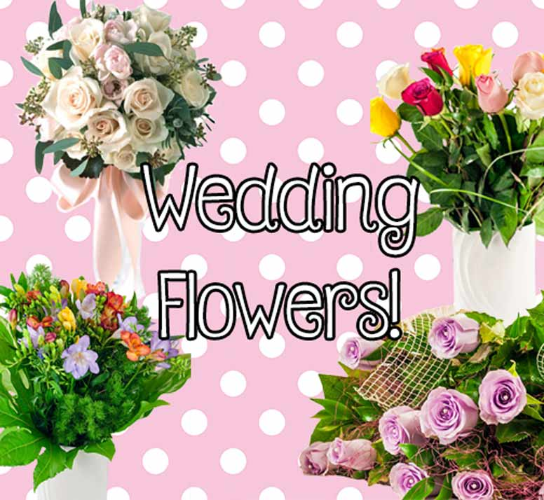 Wedding Flowers Header