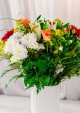Vikiflowers flower delivery london Margarita Bouquet