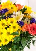 Vikiflowers flowers delivered uk Nemo Bouquet