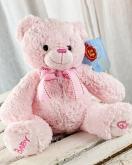Vikiflowers send flowers online Keel Toys 'Baby Girl' 22cm Bear