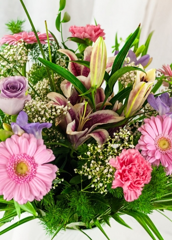 Vikiflowers send flowers uk Congratulation Bouquet