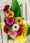 Vikiflowers flowers delivery uk Exotic Bouquet