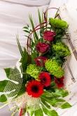 Vikiflowers flowers delivery uk Extravagancy Bouquet