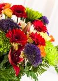 Vikiflowers flowers by post Florist Bouquet