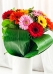 Vikiflowers flower delivery london Gerberas Bright Bouquet