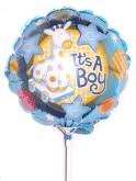 Vikiflowers send flowers online It's a Boy Balloon
