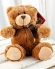 Vikiflowers flowers delivered uk Keel Toys 19cm Bear