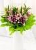 Vikiflowers flower bouquets Pink Lilies Bouquet
