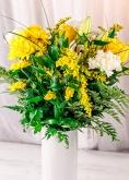 Vikiflowers flowers delivery uk Sunrise Bouquet