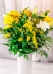Vikiflowers flowers by post Sunrise Bouquet