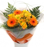 Vikiflowers send flowers uk The Happiness Bouquet