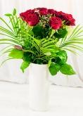 Vikiflowers flowers by post Romantic Bouquet