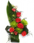 Vikiflowers flowers delivered uk Sweet Passion Bouquet
